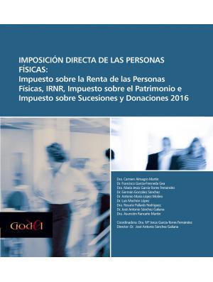 Imposición Directa de las Personas Fisícas 2016