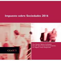 Impuesto sobre Sociedades 2016