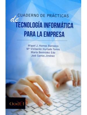 Cuaderno de Prácticas de Tecnología Informática para la Empresa